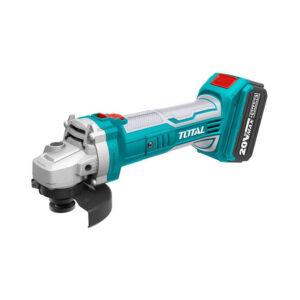 20V 8500MIN Angle Grinder Total Brand With Battery ChargerTAGLI1001 01 MR Enterprise