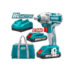 20V Li ion 2Ah 300Nm Impact Wrench Total Brand TIWLI2001 MR Enterprise