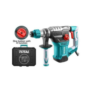 220 240V 1800W 850rpm Rotary hammer Drill Machine Total Brand TH118366 MR Enterprise
