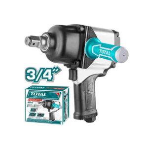 34 inch 1600Nm 4000rpm Air Impact Wrench Total Brand TAT40342 MR Enterprise